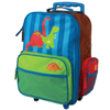 Boys Rolling Suitcase Backpack