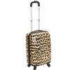 Rockland Leopard Kids' Luggage