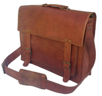 Leather Satchel for Men