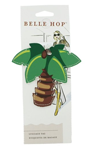 Palm Tree Luggage Tags