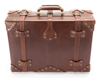 Saddlback Luxury Suitcase