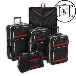 adolfo mens luggage set