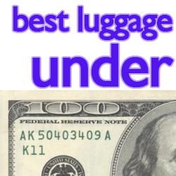 Best Luggage Under $100 | The Luggage List