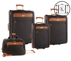 Tommy Bahama Mens Luggage Set
