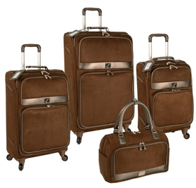 Diane Von Furstenberg Viaggi Four Piece Luggage Set
