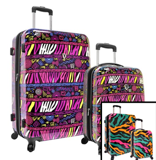 best unique luggag set