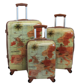 world luggage unique set