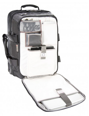 best wheeled duffle for technology