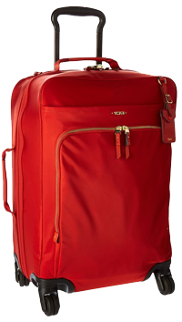 Tumi Voyageur Super Leger Intl review
