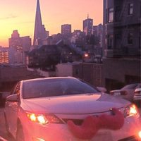 ride sharing tips for 5 star ratings
