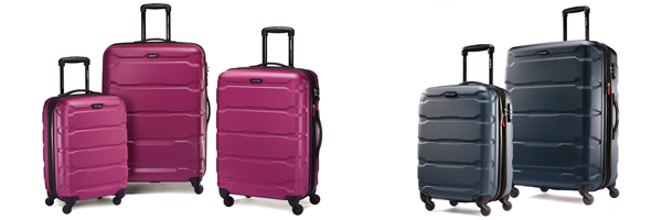 samsonite omni luggage review