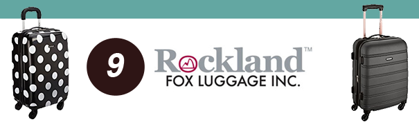 best luggage brands rockland