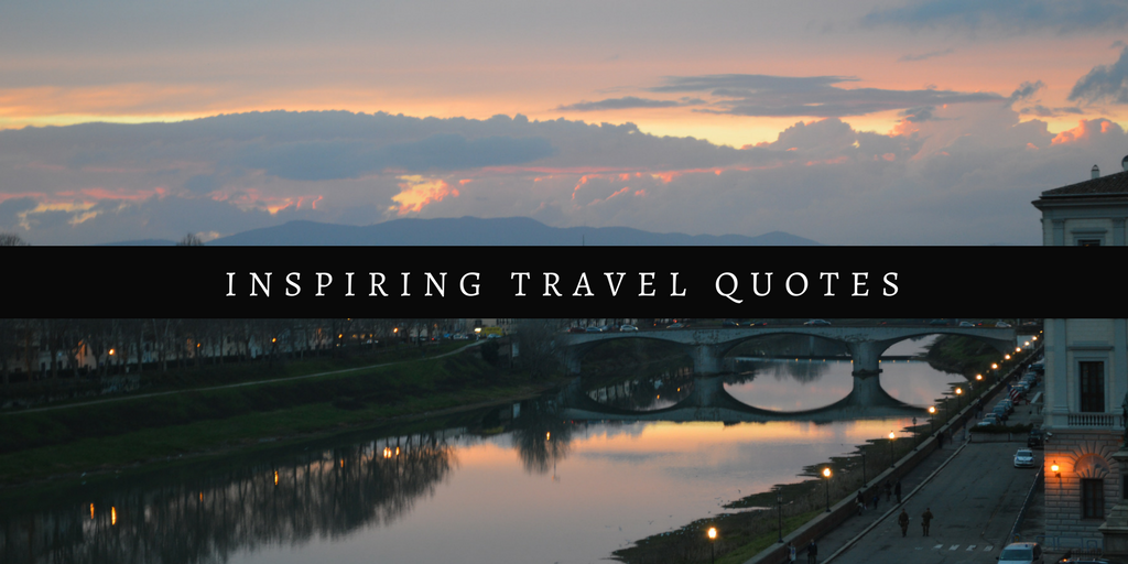 Inspiring travel quotes