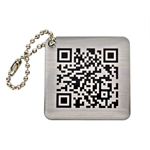 QR Code Luggage Tags