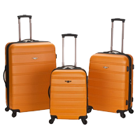 Review of Rockland Luggage Set