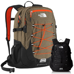 northface borealis travel backpack