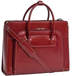 McKlein laptop bags for women