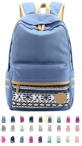 Leaper womens laptop backpack