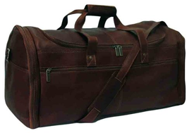 Duffle Bag Leather