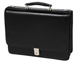 mcklein mens briefcase