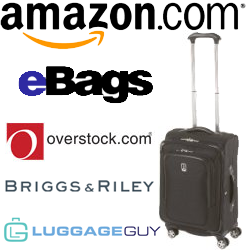 Where to buy luggage