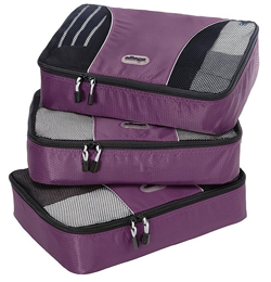 eBags packing cubes reviews