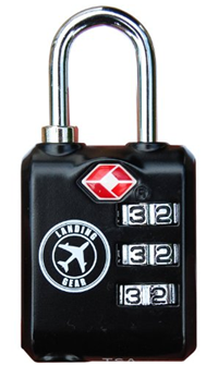 TSA Lock Heavy Duty luggage