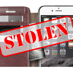 stolen wallet phone vacation