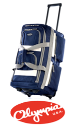 cheap olympia suitcase