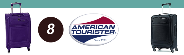 best luggage brands american tourister