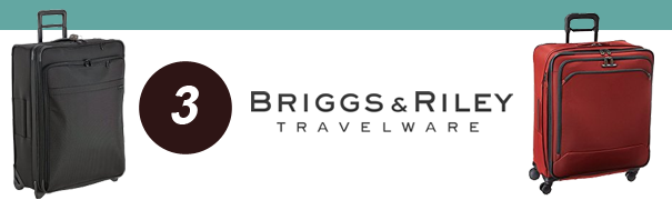best luggage brands briggs and riley