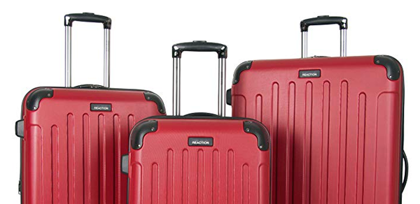 best kenneth cole luggage set