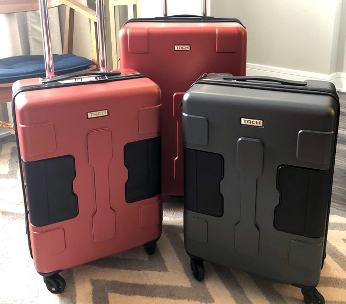 tach luggage reviews